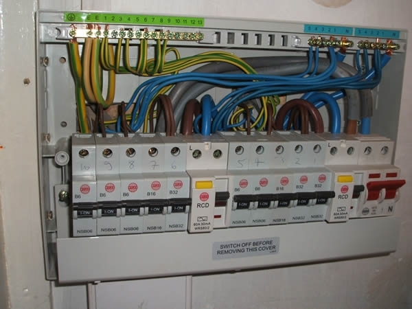 Fuse box replacement and wiring diagram