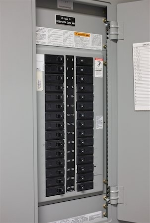 Fuse Box Stock Photos - Page 1 : Masterfile for Fuse Box Electrical Supplies