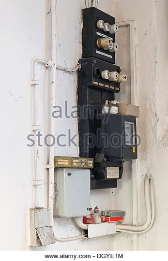 Fuse Boxes Stock Photos & Fuse Boxes Stock Images - Alamy for Fuse Box Electrical Supplies