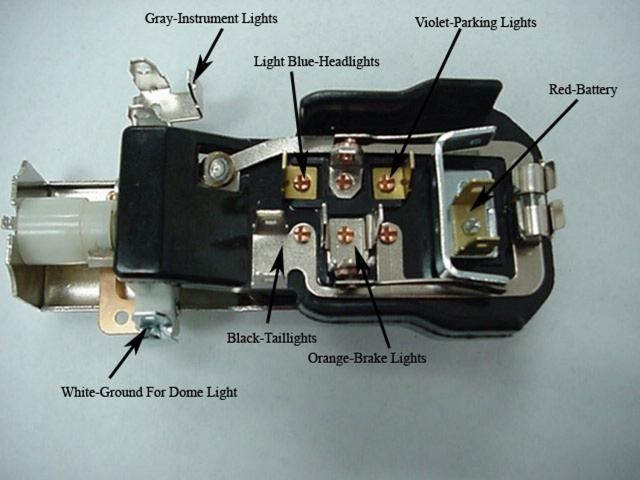 Fuse Box/panel Location On 1955-56? - The 1947 - Present Chevrolet in 1955 Chevy Fuse Box