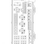 Fuse Location/amp Rating/circuit Protected * for 2007 Dodge Charger Fuse Box Diagram