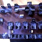 Fuse Panel Diaghram - Trifive, 1955 Chevy 1956 Chevy 1957 in 1956 Corvette Fuse Box Diagram