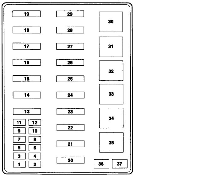 T5794384 2003 ford windstar fuse box diagram ecm further Bmw E46 M3 Fuel Pump Relay Location further 843br Ford F550 2005 Ford F550 Factory Brake Controller together with 47agq 2004 Ford Explorer Radio Went Me Mixed Fuses furthermore Ford F Series F 550 2015 Fuse Box Diagram. on ford f550 fuse box diagram