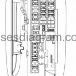 Fuses And Relays Box Diagram Dodge Durango 2 in 2005 Dodge Durango Fuse Box Diagram