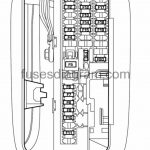 Fuses And Relays Box Diagram Dodge Durango 2 intended for 2005 Dodge Durango Fuse Box Diagram
