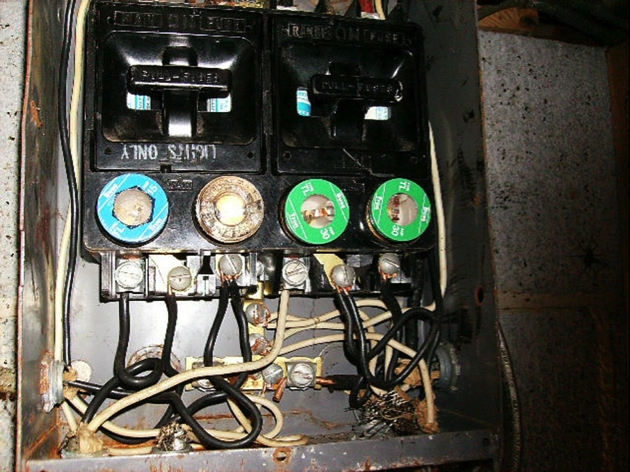 Fuses In Your Home, Problem Or No? - Webster Electric intended for Fuse Box Electrical Supplies