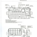 Honda Civic for 2012 Honda Civic Fuse Box Diagram
