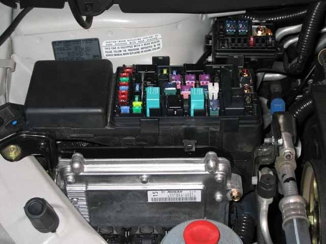 Honda Odyssey Fuse Box Fuse Box And Wiring Diagram
