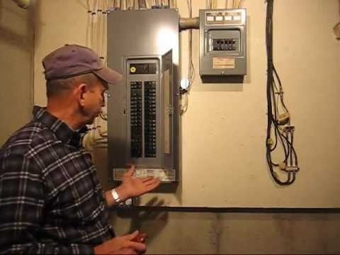 How To Change A Circuit Breaker - Youtube throughout Replacing A Fuse In A Breaker Box