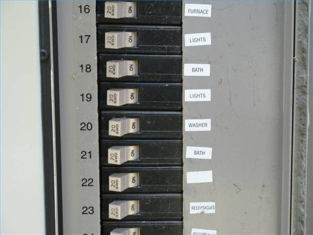 Fuse Box Breaker Won T Reset : Fuse box or circuit breaker and wiring diagram