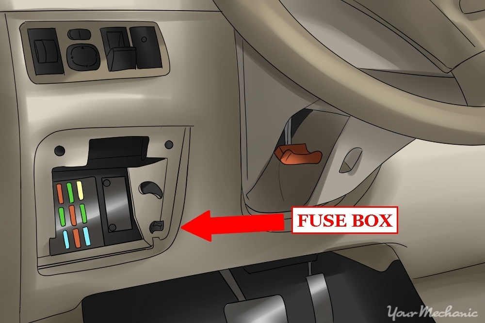 Fuse Box Fix : Car fuse box repair and wiring diagram