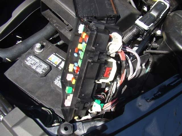 How-To: Hotwired Accessory Plug, Option 2! - Dodge Caliber Forums in Dodge Caliber Fuse Box