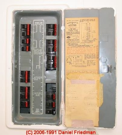 How To Identify Recognize Federal Pacific Electric Fpe Stab Lok regarding Federal Pacific Fuse Box Recall