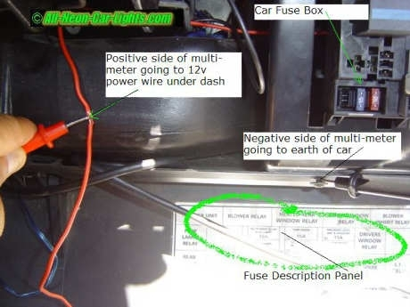 connecting wire to fuse box | fuse box and wiring diagram car led wiring 5mm 12v led wiring diagram