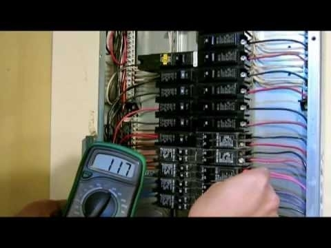 How To Repair Replace Broken Circuit Breaker - Multiple Electric intended for Replacing A Fuse In A Breaker Box