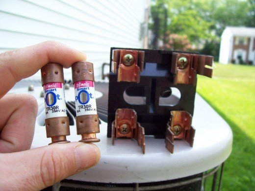 How To Replace Air Conditioning Fuses | Dengarden with regard to Ac Fuse Box
