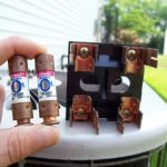 How To Replace Air Conditioning Fuses | Dengarden with regard to Central Air Conditioner Fuse Box