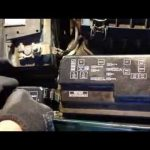 How To Replace Fuses And Fix Headlight Fuse Error Toyota Corolla intended for 1996 Toyota Corolla Fuse Box Location