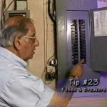 How To Replace Fuses And Reset Breakers - Youtube in Replacing Fuses In Fuse Box