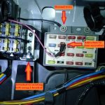 Installing An Additional Fuse Box - Jeep Wrangler Forum for Jeep Jk Fuse Box Location