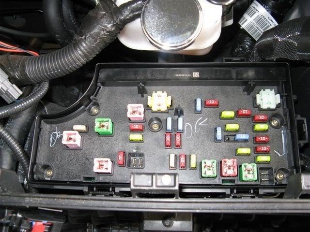 Interior Fusebox - Pt Cruiser Forum regarding 06 Pt Cruiser Fuse Box