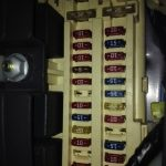 Jeep Cherokee Electrical - 1997 - 2001 Xj Fuse & Relay intended for Cherokee Fuse Box Diagram