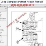 Jeep Compass Patriot Repair Manual 2007 2008 2009 2010 - Youtube for 2008 Jeep Compass Fuse Box Diagram