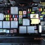Jeep Wrangler Jk 2007 To Present Fuse Box Diagram - Jk-Forum inside 2009 Jeep Wrangler Fuse Box Diagram