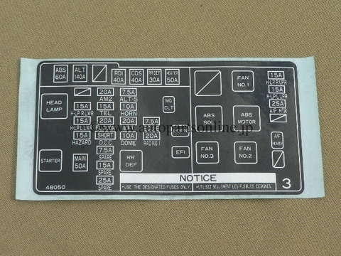 Looking For The Fuse Block Diagram - Club Lexus Forums with Lexus Rx330 Fuse Box Diagram
