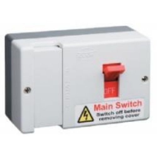 Main Switch Fuse 80A Fusebox Single Phase Meterboard Db700 ( Mem inside Main Switch On Fuse Box
