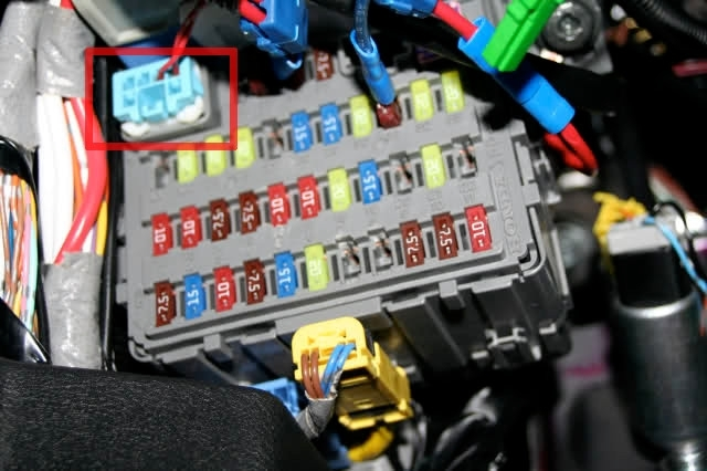 Mystery Wire Harness - 8Th Generation Honda Civic Forum throughout 2009 Honda Civic Fuse Box