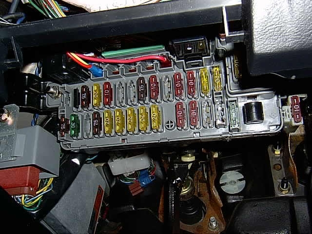 Need Fuse Box Diagram, Help Please.!!!!!!!!! - Clubintegra pertaining to 1994 Integra Fuse Box Diagram