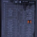 Nissan Micra Fuse Box Cover. Nissan. Wiring Diagram Instructions throughout Nissan Primera Fuse Box Diagram