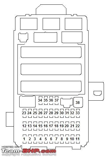 Part Number For 06 Civic Main Relay Assembly - Honda Civic Forum intended for 2007 Honda Civic Fuse Box Diagram