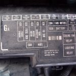 Pic Request* Fuse Box Diagram For 94 Si Lude - Honda-Tech intended for 1990 Acura Integra Fuse Box Diagram