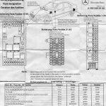 Relay Diagram For W203 - Mbworld Forums intended for 2002 Mercedes S500 Fuse Box Diagram