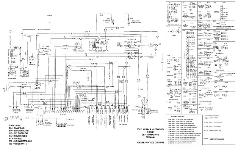 ford fiesta mk7 wiring diagram   30 wiring diagram images