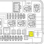 Scion Tc - Scion Tc Fuse Box Location within 2005 Scion Tc Fuse Box Diagram