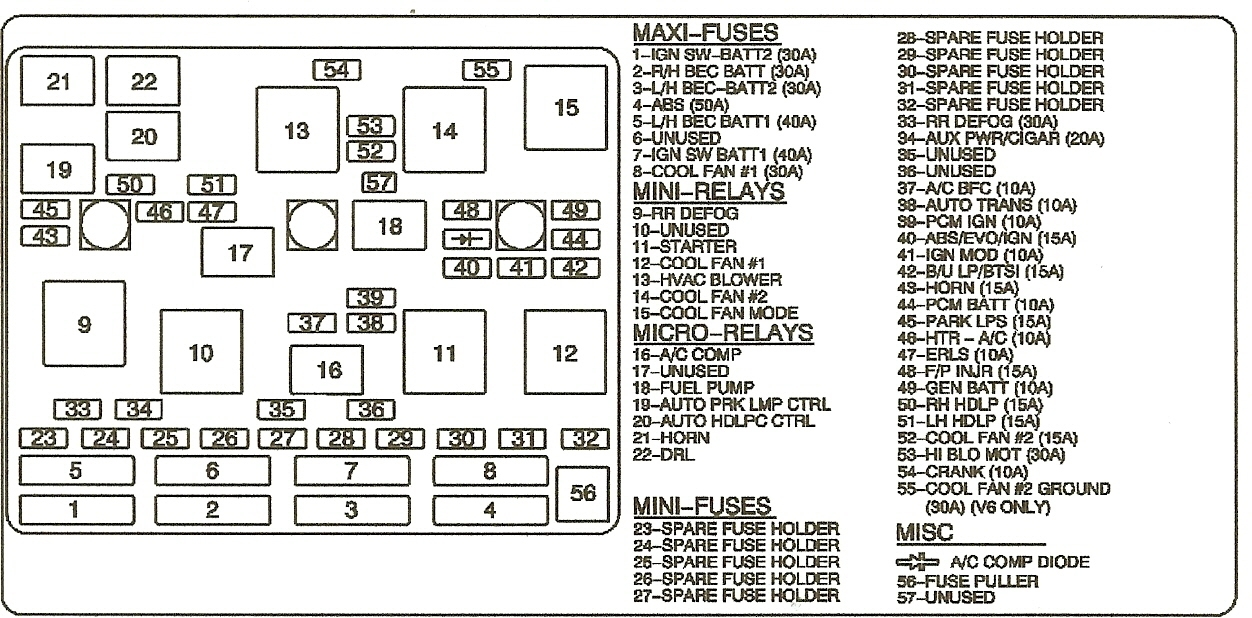 1995 pontiac grand prix wiring diagram 1997 pontiac grand