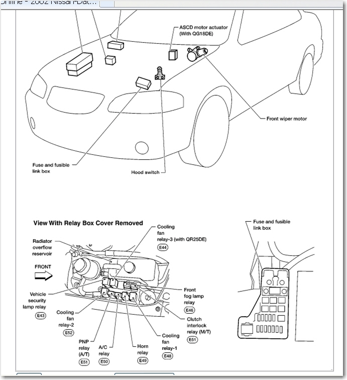 similiar 2002 nissan altima fuse box diagram keywords throughout 2002 nissan altima fuse box diagram 2003 nissan altima fuse box 2003 nissan altima fuse box diagram 2000 nissan altima fuse box diagram at edmiracle.co
