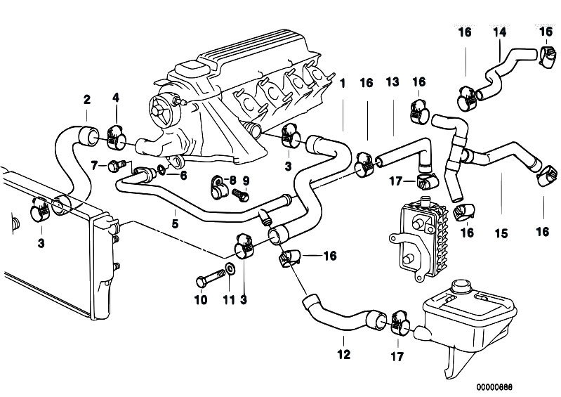 1984 bmw 318i fuse box diagram