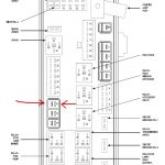 Similiar Chrysler 300 Fuse Box Diagram Keywords within Chrysler 300 2005 Fuse Box