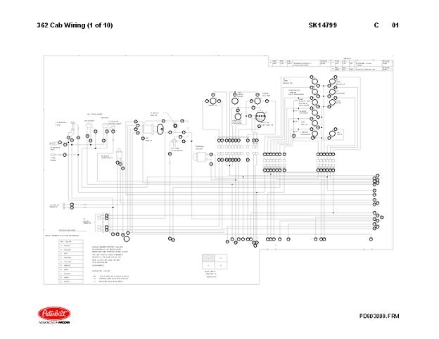 peterbilt 387 fuse box diagram fuse box and wiring diagram