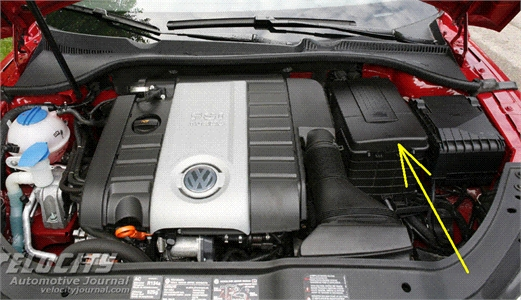 Solved: Where Is The Battery Located On The Vw Eos V6 - Fixya for Volkswagen Eos Fuse Box Diagram