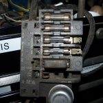 Stock Fuse Panel - The 1947 - Present Chevrolet & Gmc Truck with regard to 1951 Chevrolet Fuse Box