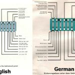 Thesamba :: Type 1 Wiring Diagrams throughout 1970 Vw Beetle Fuse Box