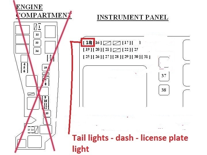2000 toyota corolla engine diagram toyota corolla engine dash light diagram 2004 toyota corolla fuse box diagram | fuse box and wiring ...