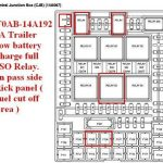 Trailer Towing Package Relay Locations - Page 2 - F150Online Forums inside 2005 Ford F150 Fuse Box Location