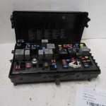 Used 2011 Chevrolet Cruze Fuse Box | Central Auto Recyclers regarding 2011 Chevy Cruze Fuse Box
