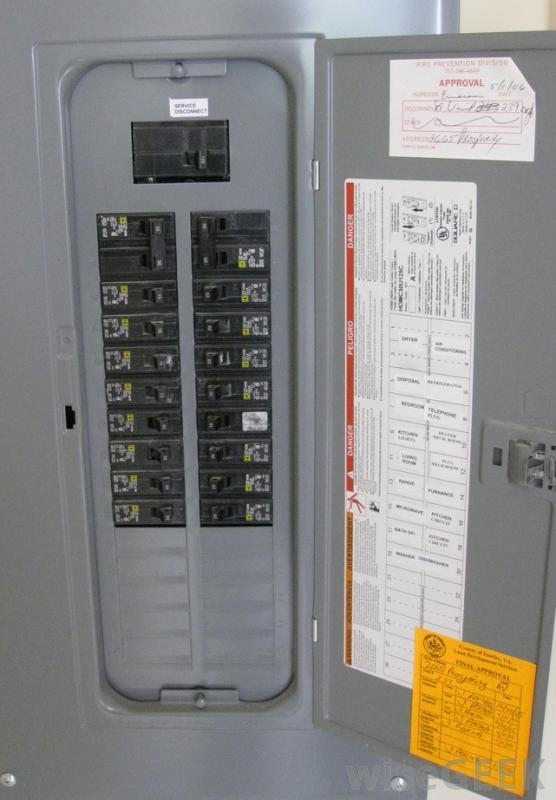 What Is The Difference Between A Fuse And A Circuit Breaker? in Fuse Box Or Circuit Breaker